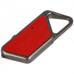 Latarka ASP Sapphire USB LED Aluminium Red - 53653