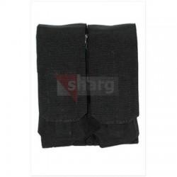 Ładownica BlackHawk M4/M16 Double Mag Pouch (Holds 4) MOLLE Black - 37CL03BK